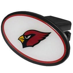 Arizona Cardinals Plastic Oval Trailer Hitch Cover