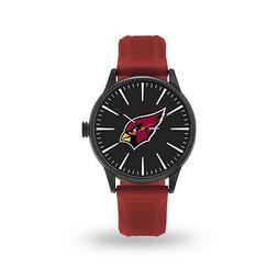 Arizona Cardinals Premium Cheer Design Watch Team Color Logo