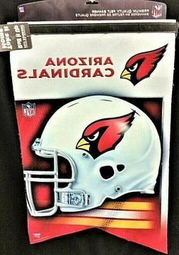 Arizona Cardinals  Premium Felt Banner