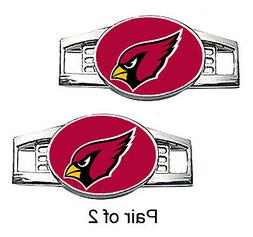 Arizona Cardinals Shoe Charms / Paracord Charms