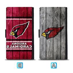 Arizona Cardinals Sliding Flip Case For Samsung Galaxy S7 S8