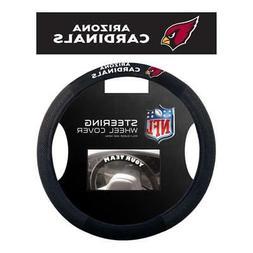 Arizona Cardinals Steering Wheel Cover - Mesh