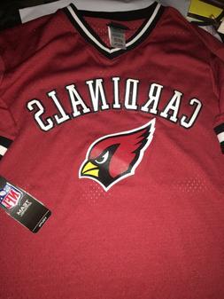 Arizona Cardinals NFL Team Apparel Youth Large 14/16 Jersey