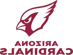 Arizona Cardinals Vinyl Decal  - FREE SHIPPING- Size and Col