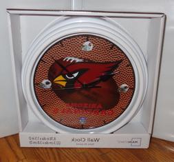 arizona cardinals wall clock 9 dia american