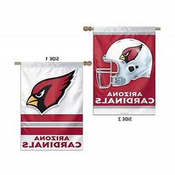 Arizona Cardinals WC Premium 2-sided 28x40 Banner Outdoor Ho