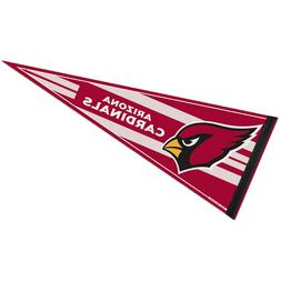 "Arizona Cardinals Full Size 12"" X 30"" NFL Pennant"