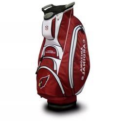 BRAND NEW Team Golf NFL Arizona Cardinals Victory Cart Bag 3