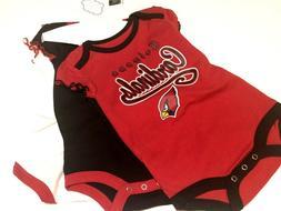 h6 new arizona cardinals nfl infant girls