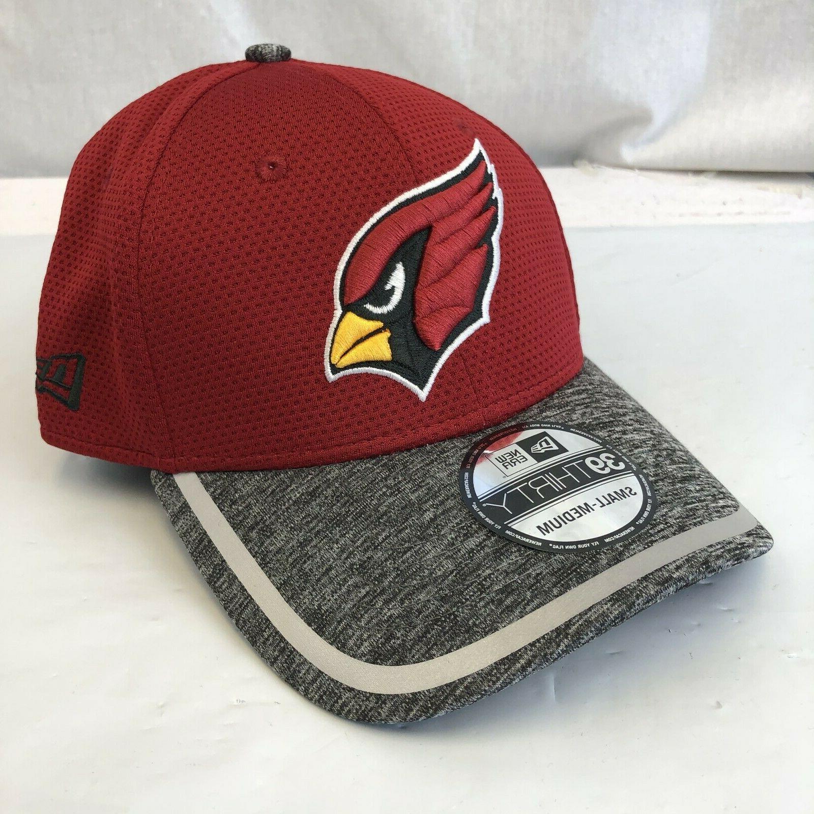 arizona cardinals 39thirty flex fit hat cap