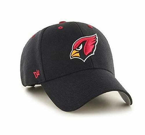 arizona cardinals 47 brand audible mvp adjustable