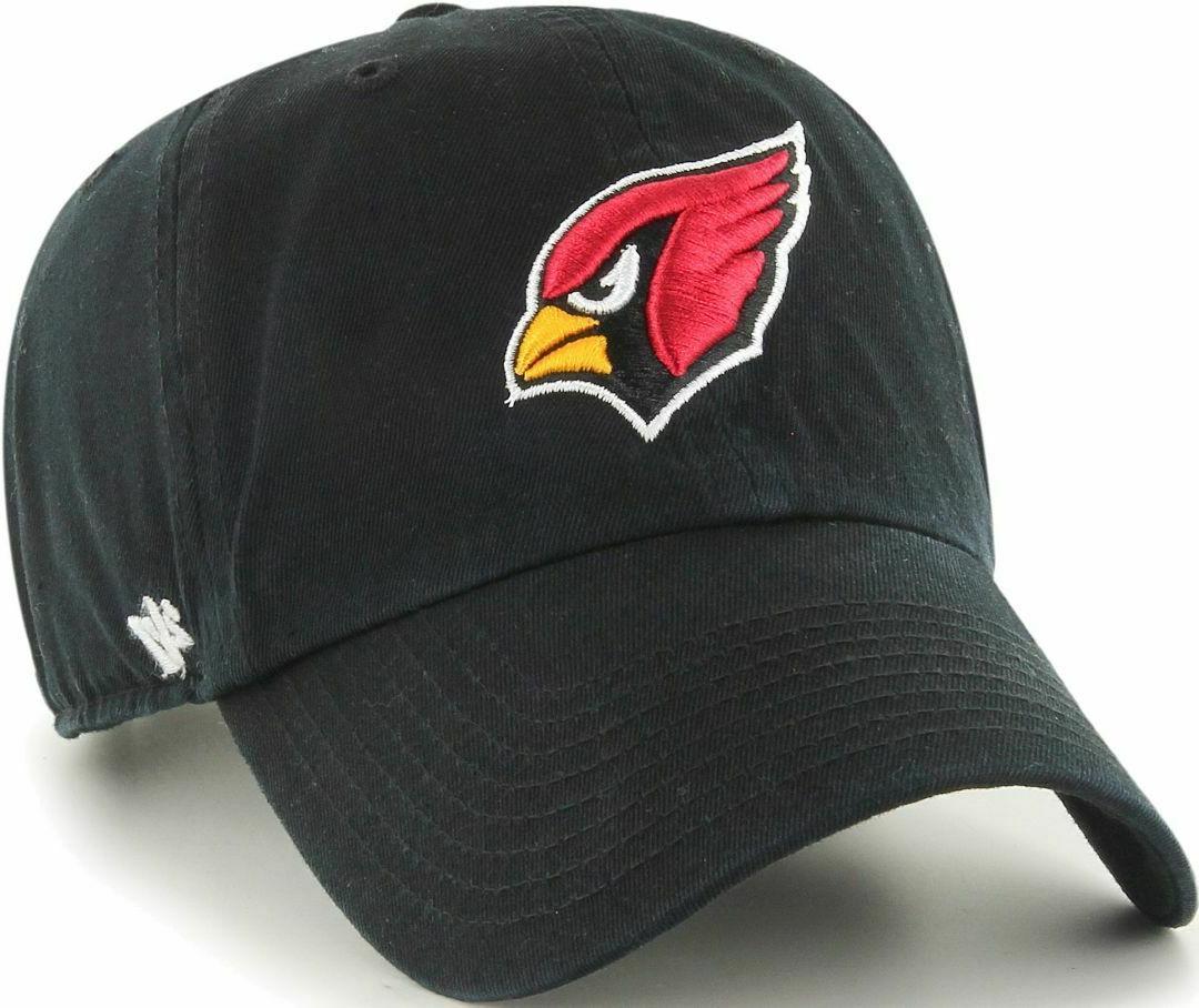 Arizona Cardinals '47 NFL CLEAN UP Cap Hat Adjustable Team S