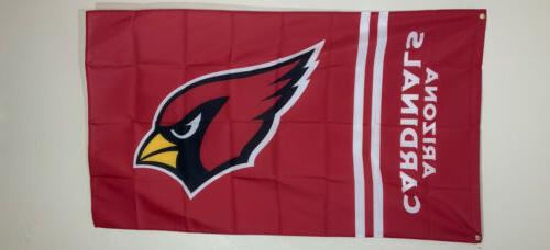 Arizona Cardinals Ft Man Cave Decor Gift NFL Sports