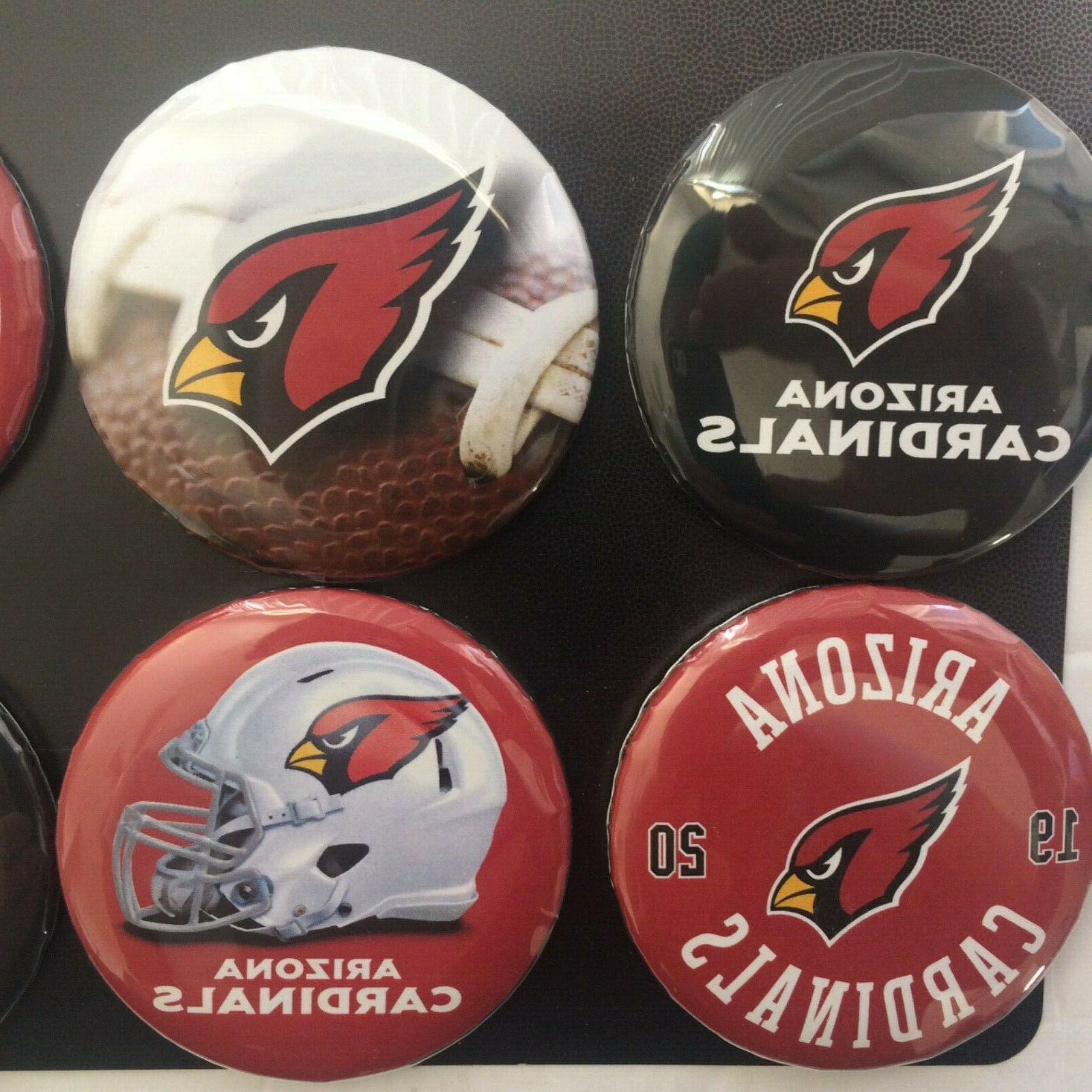 ARIZONA Pins NFL Footbll 6 /