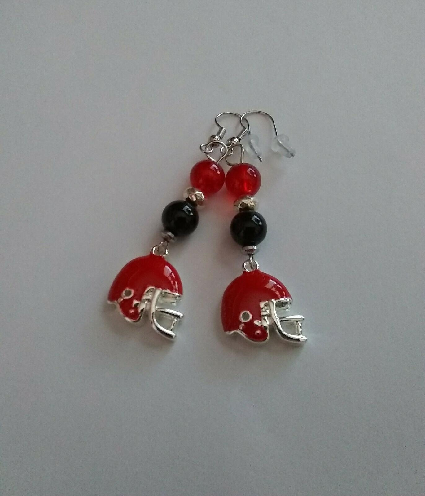 arizona cardinals earrings cardinals earrings nfl earrings