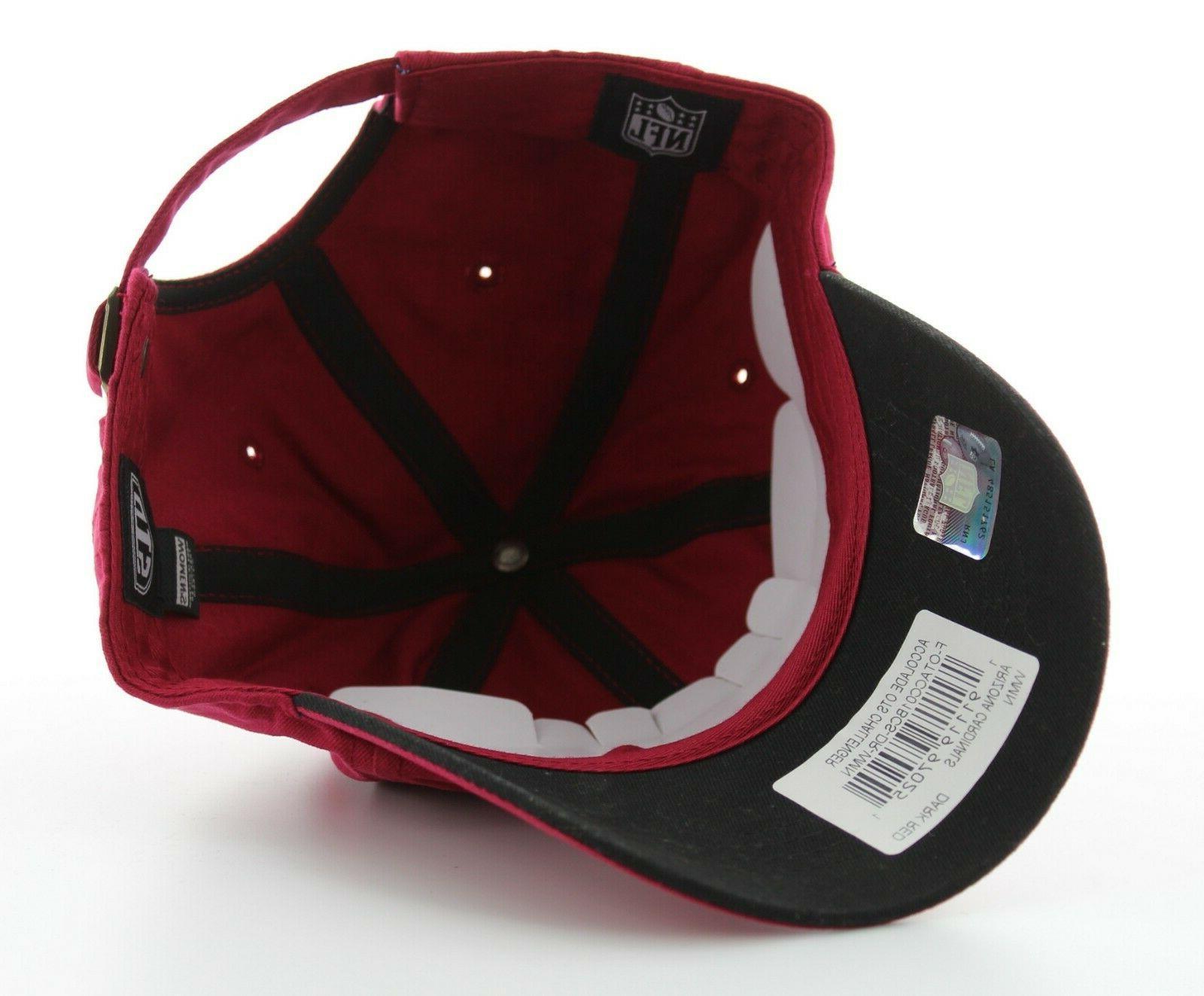 OTS NFL Womens Ball Cap with Logo, Adjustable