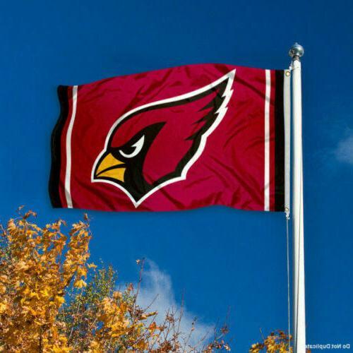 Arizona Large NFL 3 x Banner