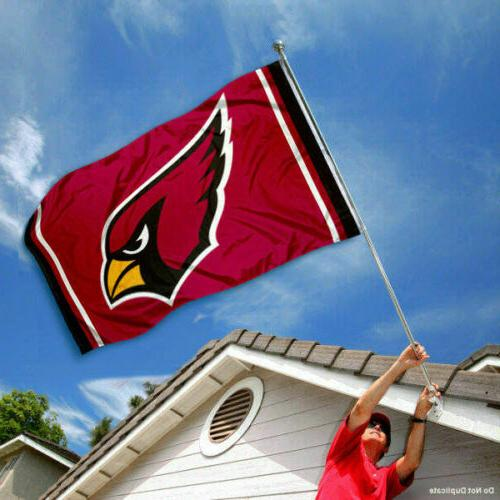 Arizona Cardinals NFL 3 Banner