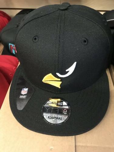 arizona cardinals nfl elements logo snapback hat