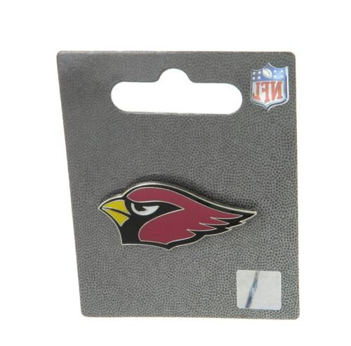 arizona cardinals nfl football lapel pin