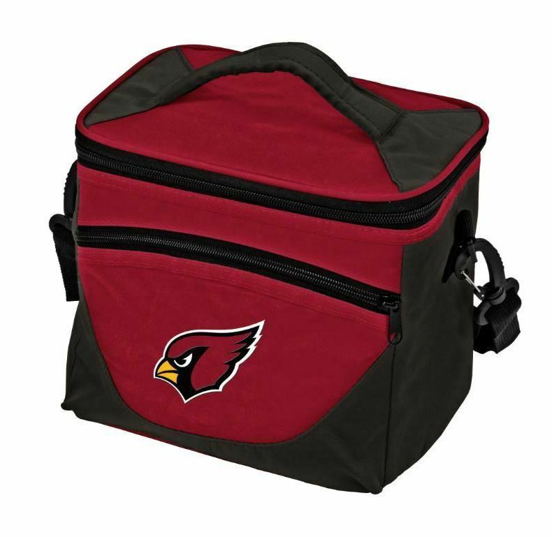 arizona cardinals nfl halftime lunch cooler soft