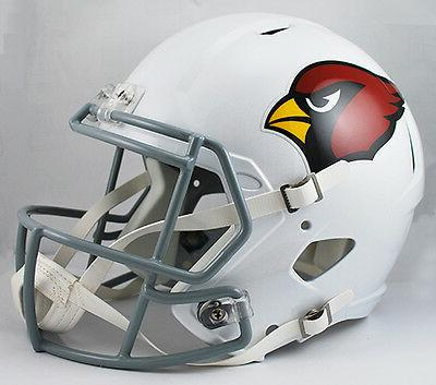 arizona cardinals nfl riddell full size replica