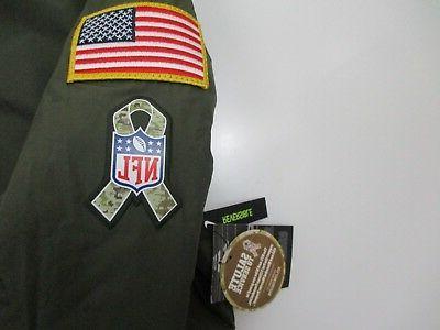 Arizona Cardinals NFL Salute to Nike Bomber Jacket M Medium