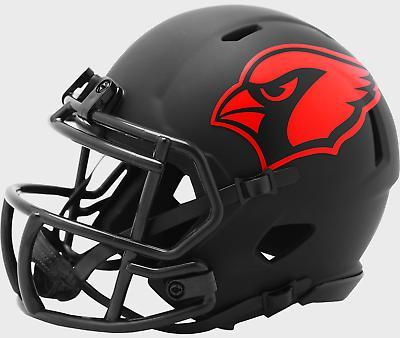 ARIZONA CARDINALS NFL Riddell SPEED Mini Football Helmet BLA