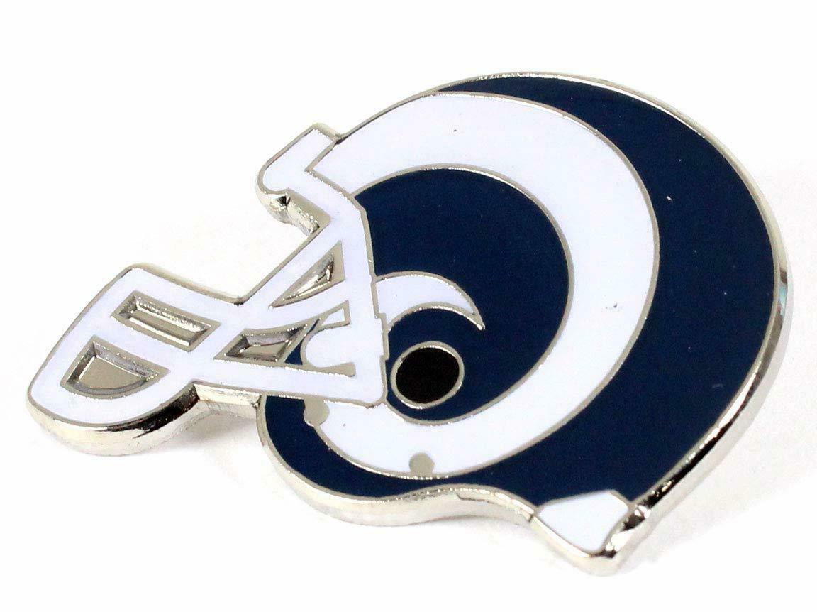 Los Angeles Rams Helmet Pin