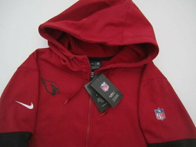 Mens Arizona Nike Onfield red sweatshirt