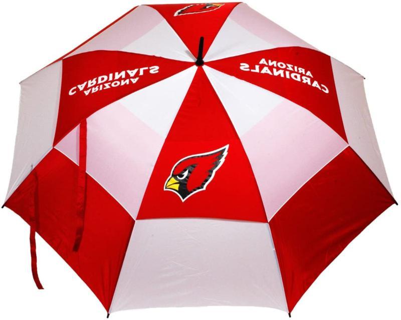 nfl 62 golf umbrella with protective sheath