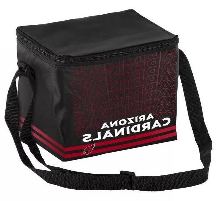 nfl arizona cardinals 2015 insulated lunch bag