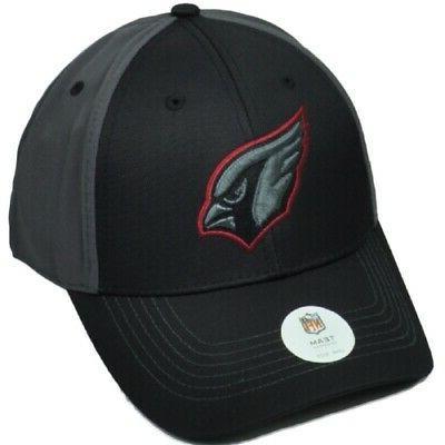 nfl arizona cardinals black red logo outline