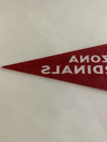"NFL Arizona Cardinals Mini Pennant Flag 4""x9"" Football"