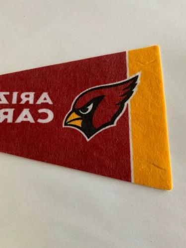 NFL Arizona Mini Pennant NEW Football