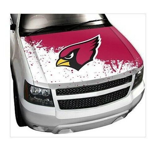 nfl arizona cardinals officially licensed automotive car