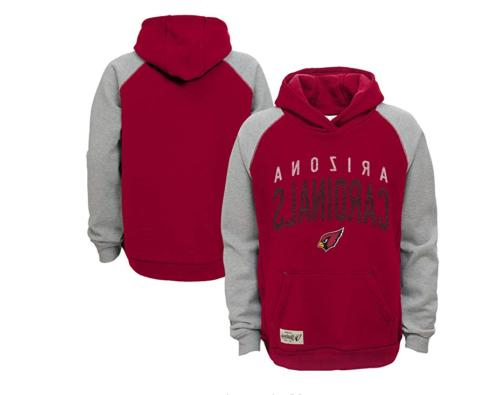 nfl youth arizona cardinals foundation hoodie