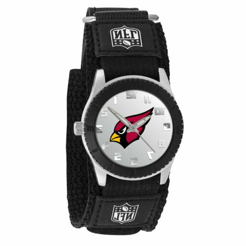 open box arizona cardinals kids rookie watch