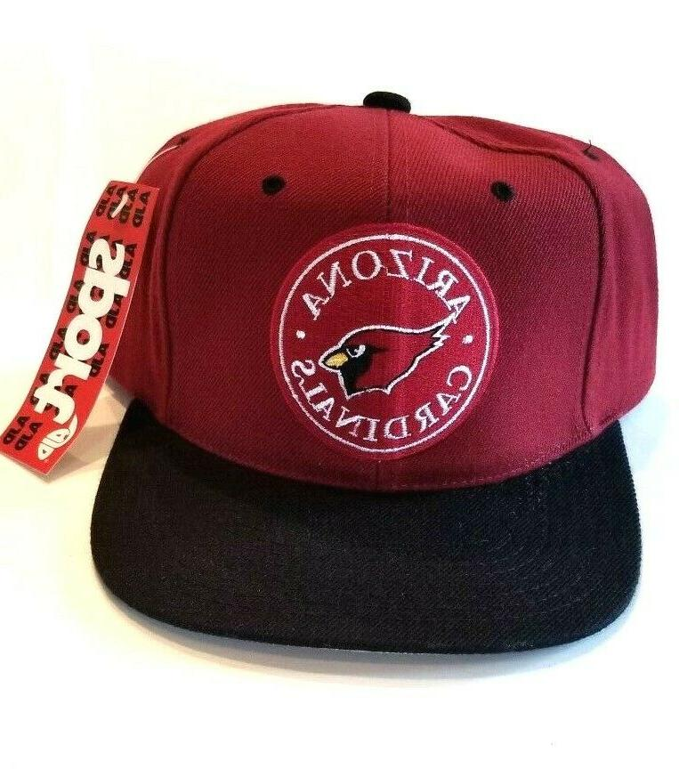 vintage 90 s new arizona cardinals ajd