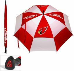 large arizona cardinals umbrella golf sports rain