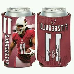 LARRY FITZGERALD ARIZONA CARDINALS Can Bottle Coozie Cooler