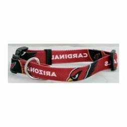 Hunter MFG Arizona Cardinals Dog Collar, Extra Small