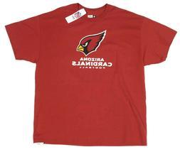 NEW ARIZONA CARDINALS NFL FOOTBALL Team Men's T-Shirt Red Te