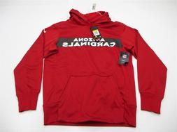 new NIKE Hoodie Men's Size S Athletic NFL ARIZONA CARDINALS