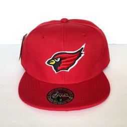 NEW Mens Arizona Cardinals Baseball Cap Fitted Hat Multi Siz