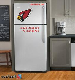New NFL Arizona Cardinals 3-D Foam Magnet Home Office Bar De