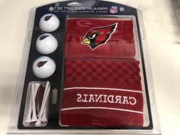 NEW Team Golf Premium Golf Gift Set with Embroidered Towel A