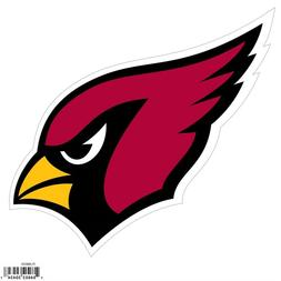 "NFL Arizona Cardinals 8"" Automotive Magnet"