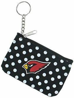 NFL Arizona Cardinals Coin/ID Purse