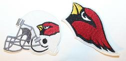 NFL Arizona Cardinals Embroidered  Iron-on Patch FREE SHI-US